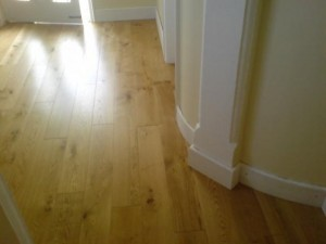wood floor layer installer
